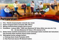lowongan kerja brilian bank bri surabaya 2021