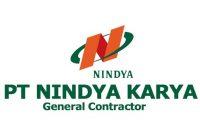 lowongan kerja pt nindya karya mei 2021